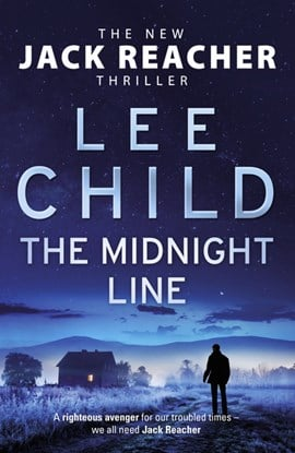 Midnight Line TPB by Lee Child
