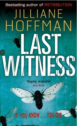 Last Witness by Jilliane Hoffman