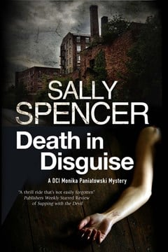 Death in disguise by Sally Spencer