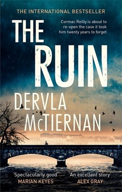 Book cover of The Ruin by Dervla McTiernan