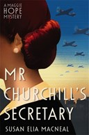 Mr Churchill's secretary