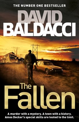 Fallen TPB by David Baldacci