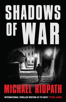 Shadows of war by Michael Ridpath