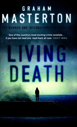 Living death by Graham Masterton