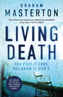Living Death P/B by Graham Masterton