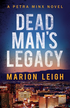 Dead man's legacy by Marion Leigh