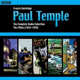 Paul Temple Volume two The fifties by Francis Durbridge