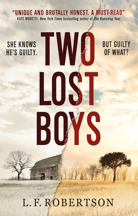 Two lost boys by L. F. Robertson