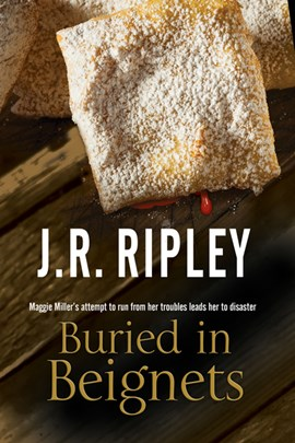 Buried in beignets by J. R. Ripley