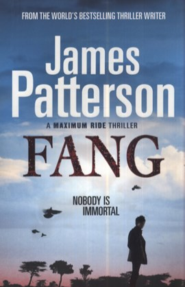 Maximum Ride Fang  P/B by James Patterson