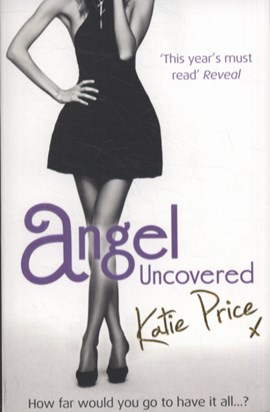 Angel uncovered by Katie Price