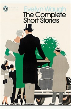 The complete short stories by Evelyn Waugh