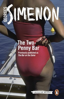 The two-penny bar by Georges Simenon