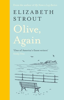 Book cover of Olive Again book by Elizabeth Strout