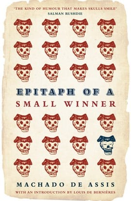 Epitaph of a small winner by Machado de Assis