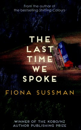 Last Time We Spoke P/B by Fiona Sussman