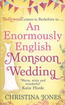 An enormously English monsoon wedding by Christina Jones