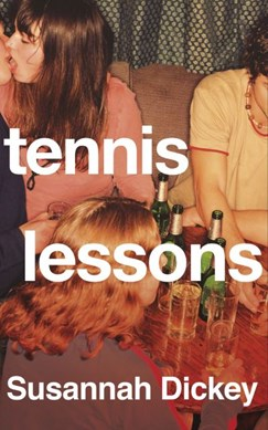Tennis Lessons TPB by Susannah Dickey