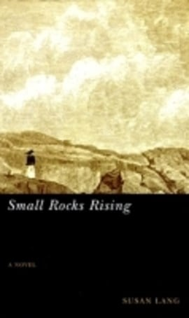 Small rocks rising by Susan Lang
