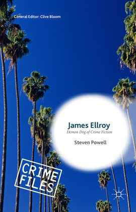 James Ellroy by Steven Powell