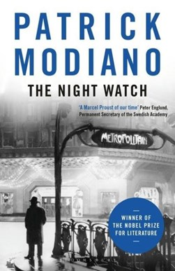 The night watch by Patrick Modiano