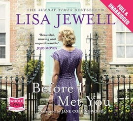 Before I Met You by Lisa Jewell
