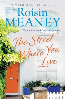 Street Where You Live TPB by Roisin Meaney