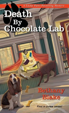 Death by chocolate lab by Bethany Blake