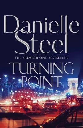 Book cover of Turning Point by Danielle Steele