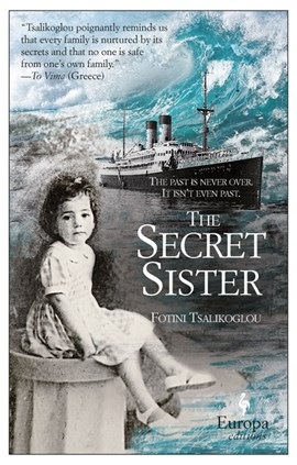 The secret sister by Fotini Zalikoglu