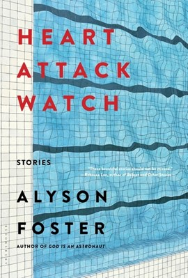 Heart attack watch by Alyson Foster