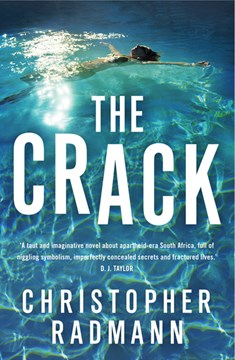 The crack by Christopher Radmann