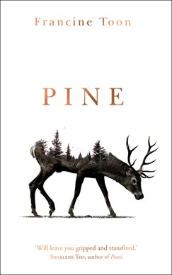 Book cover of Pine book by Francine Toon