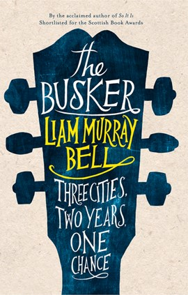 The busker by Liam Murray Bell