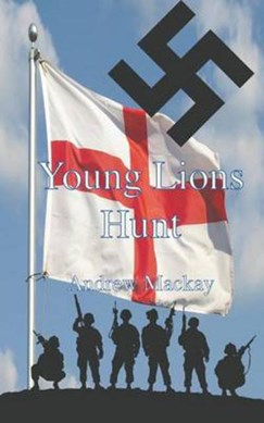 Young Lions Hunt by Andrew MacKay