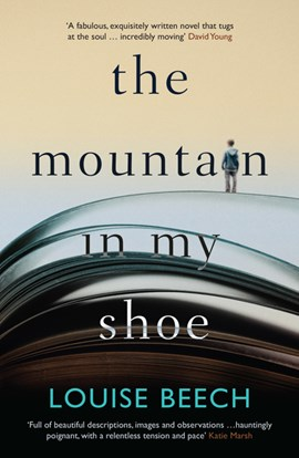The mountain in my shoe by Louise Beech