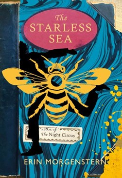 Book cover of The Starless Sea by Erin Morgenstern