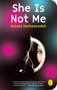 She is not me by Golnaz Hashemzadeh