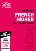 AQA GCSE 9-1 French. Practice test papers