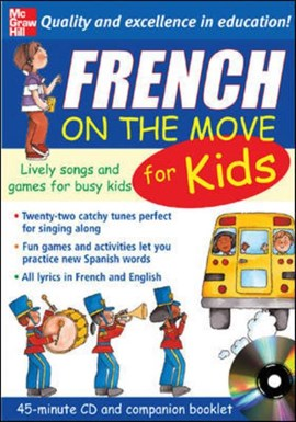 French on the move for kids by Catherine Bruzzone