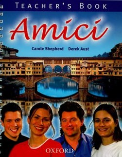 Amici: Teacher Book by Carole Shepherd