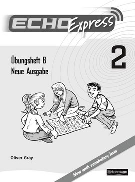 Echo Express 2 Workbook B 8pk New Edition by