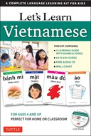 Let's Learn Vietnamese Kit