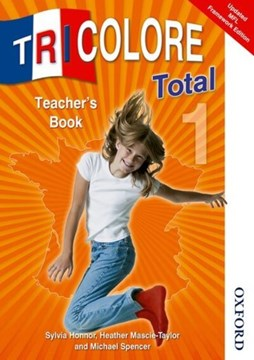 Tricolore total 1. Teacher's book by Sylvia Honnor