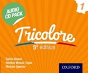 Tricolore. Audio CD pack 1