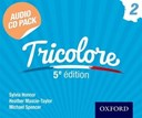 Tricolore. Audio CD pack 2