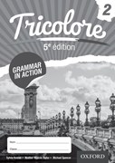 Tricolore 5e édition Grammar in Action Workbook 2 (8 pack)