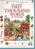 The Usborne first thousand words in Polish