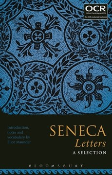 Seneca letters by Eliot Maunder
