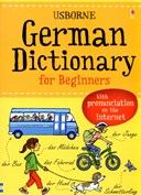 Usborne German dictionary for beginners